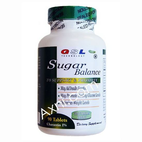 Picture of GSL™ Sugar Balance - 90 tablets